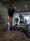 LPA balloon centerpieces